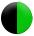 Noir - vert