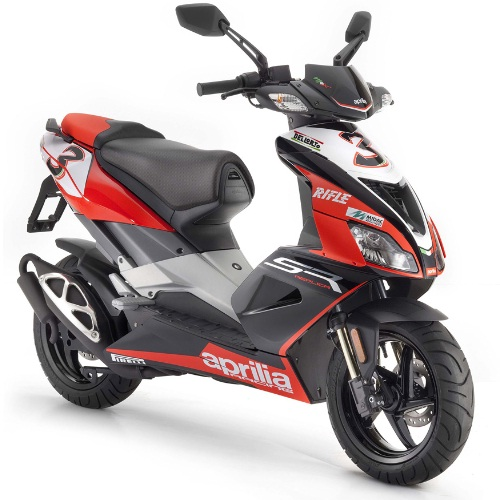 Carenages Aprilia sr