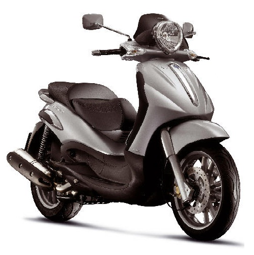 Carenages Piaggio Beverly